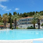 Hotel Lily Ann Beach 7 auf Sithonia, Chalkidiki, Griechenland ©www.entdecker-greise.de #corfelios