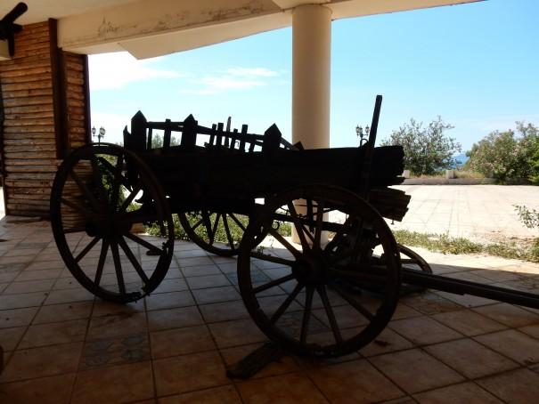 Das Geisterhotel von Sithonia Chalkidiki. ©www.entdecker-greise.de #corfelios