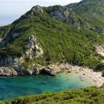 Zwillingsbucht auf Korfu #corfelios ©www.entdercker-greise.de
